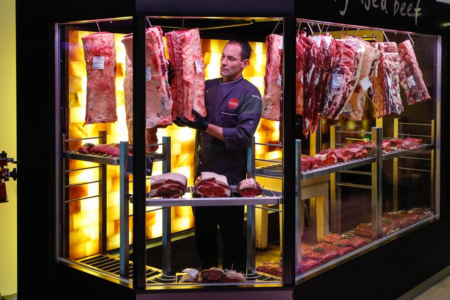 Dry aged beef – Die trockene Reifung Fleischerei